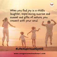 Sangeeta Maheshwari - what does happines
