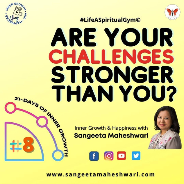 21-DAYS INNER GROWTH #8 _ Sangeeta Mahes