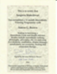 Marcrobiotic Training Programme_Certific