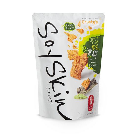 Crusty's Salted Egg Wasabi Soy Skin