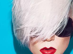 Blonde Bangs