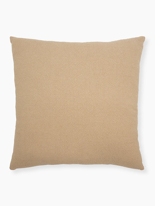 "Homespun Plain Weave 20"" Pillow"