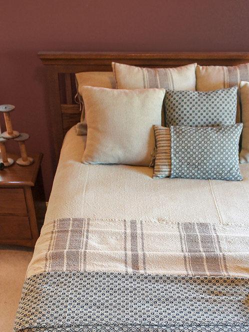 Homespun Plain Weave - Blanket