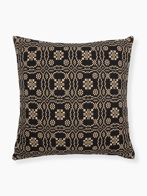 Lover's Knot Pillow - Front