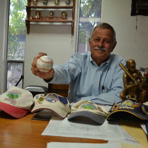 Serafín Gómez, mexicano directivo mundial de Little League
