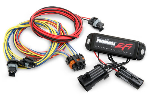 HOLLEY HIGH CURRENT PEAK AND HOLD WATER METHANOL SOLENOID DRIVER MODULE