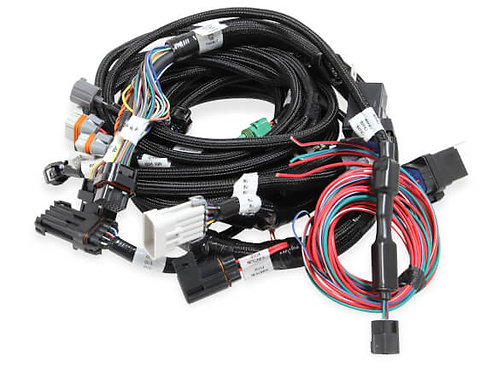 FORD MODULAR 2V & 4V MAIN HARNESS FOR USE WITH HOLLEY SMART COILS