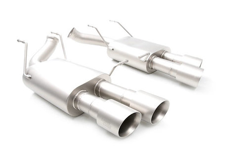 Ford Mustang GT500 True Dual Axle Back Exhaust System