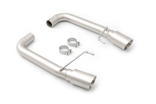 Ford Mustang ('15-'17) Muffler Delete Axle Back Exhaust System