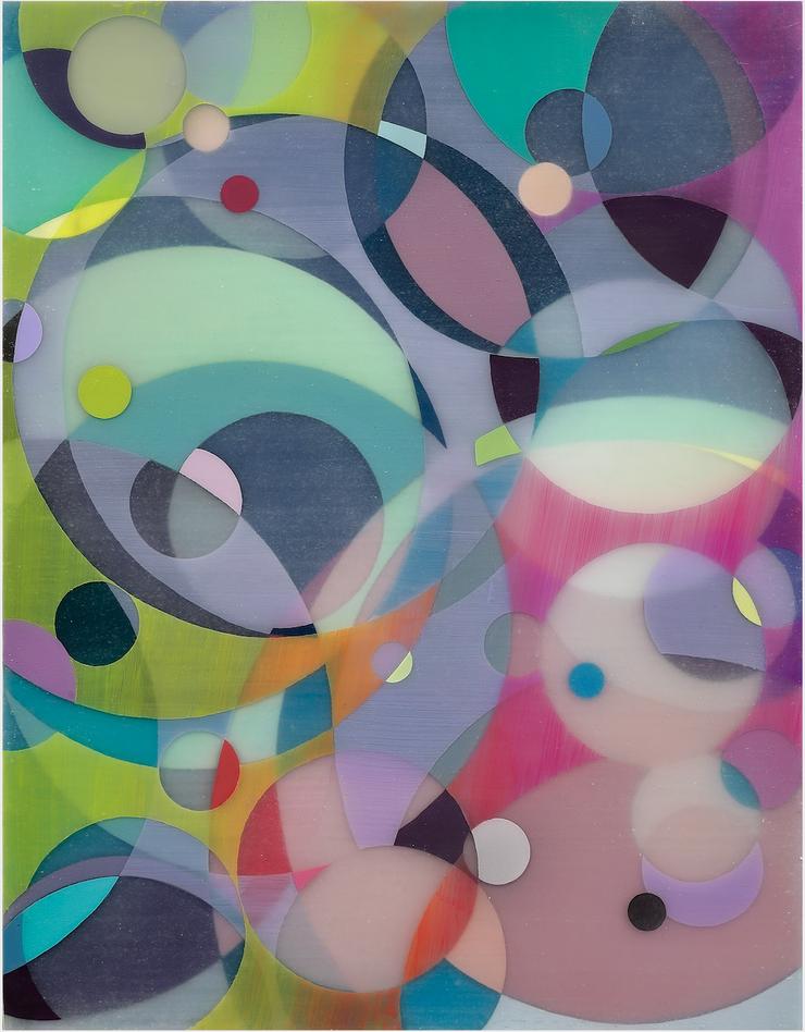 Yuki Yamamoto Untitled , 2019 Acrylic on Canvas , 41 x 32 cm