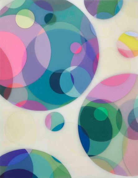 Yuki Yamamoto Untitled , 2020 Acrylic on Canvas , 41 x 32 cm