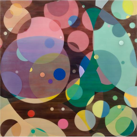 Yuki Yamamoto Untitled , 2019 Acrylic on Canvas , 170 x 170 cm