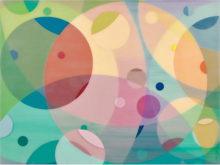 Yuki Yamamoto Untitled , 2019 Acrylic on Canvas , 90 x 120 cm