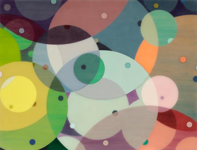 Yuki Yamamoto Untitled , 2020 Acrylic on Canvas , 130 x 170 cm