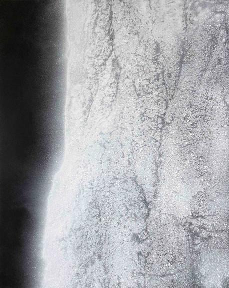 Ryan Su 光之樹 The Tree of Light, 2020,  Acrylic on canvas, 162 × 130 cm