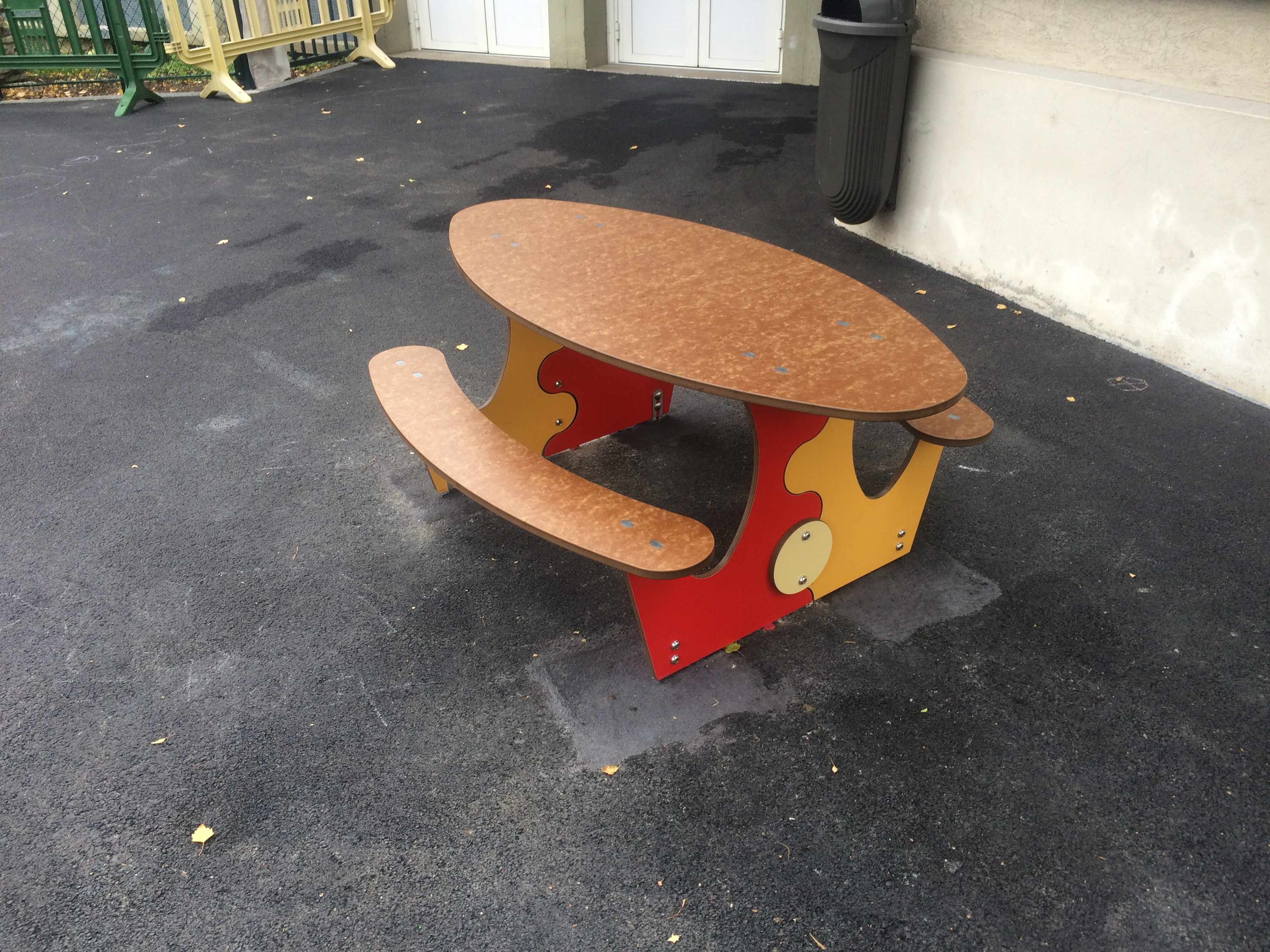 Tables d'enfants