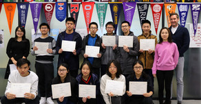 Congratulations to our Outstanding Chemistry Students!
