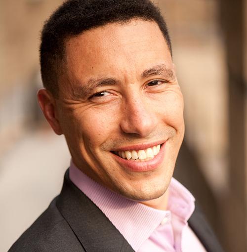 Author, Entrepreneur & International Keynote Speaker