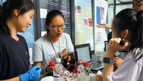 PKUS Dalton Academy's Science Exhibition