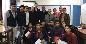 Dalton Academy CEO & Superintendent Spencer Fowler Makes Country Visit to Jordan