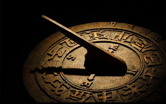 What is the Ancient Chinese time recording system?