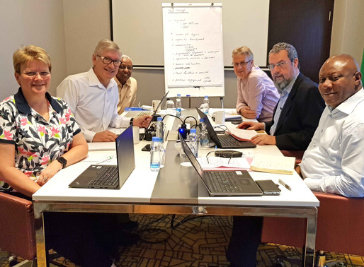 AfricaRice and IRRI agree to a step-change in partnership to harness synergies and accelerate their