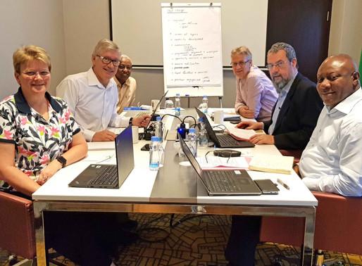 AfricaRice et IRRI conviennent d'un changement en profondeur de leur partenariat en vue de l'exploit