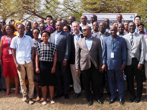 AfricaRice Science Week 2019 adopts a forward-looking perspective