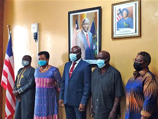 AfricaRice et le Libéria consolident leurs liens
