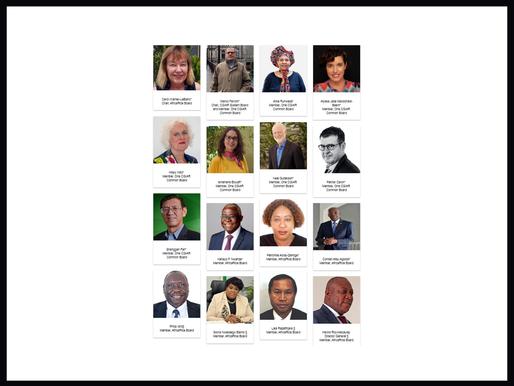 Conseil d'administration d'AfricaRice décide d'amender l'Acte constitutif révisé 2016 d'AfricaRice