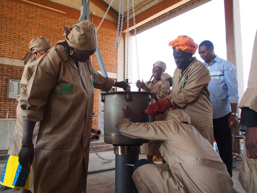 Creating value together in Africa's rice sector