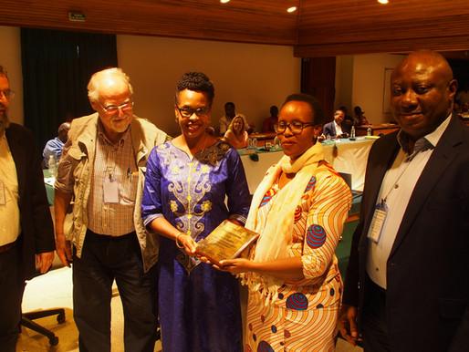 AfricaRice Dr Robert Carsky Award for 2019