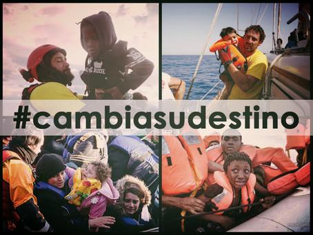 #CAMBIASUDESTINO