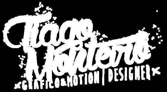 logo Tiago Monteiro grafico e motion designer