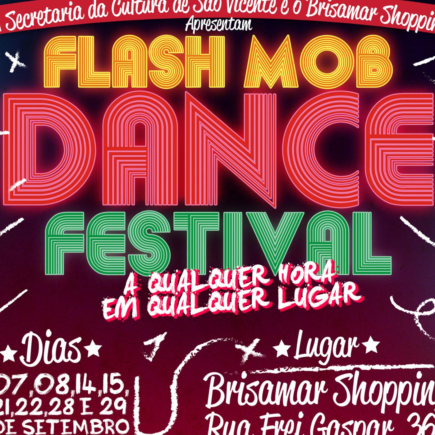 Flash Mob São Vicente