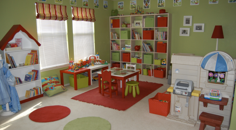 Five authentic life lessons I learned from my grandkids playroom