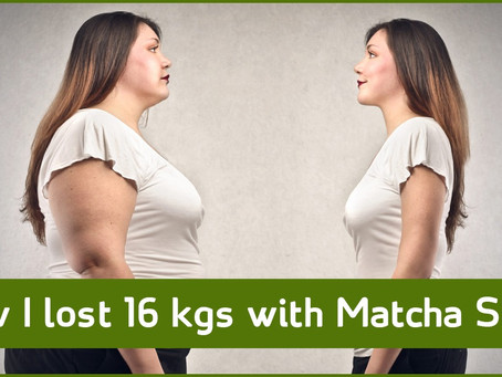 Matcha Slim- How I Became the Best Version of Myself in a Month's Time!