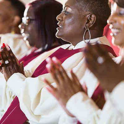 chorale de gospel