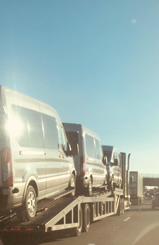 Business Vans Auto Transport
