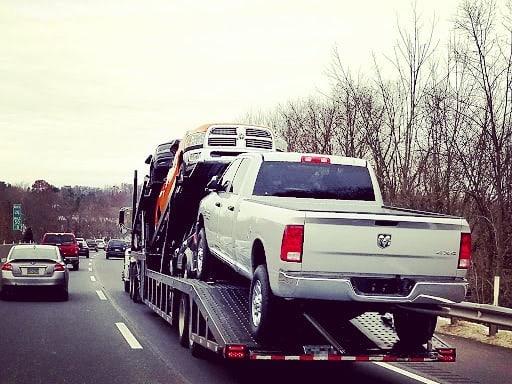 Pickup Trucks Auto-Transport