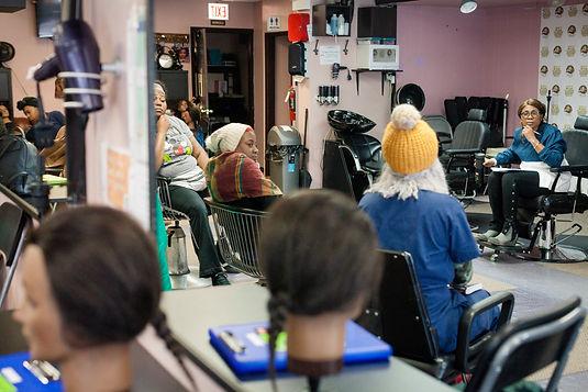 Hair Braider Teacher Licensure Course