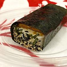 Portuguese Sausage Musubi