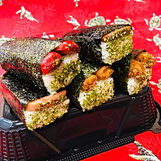 Shrimp Musubi