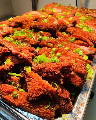 Chicken Katsu Catering Tray