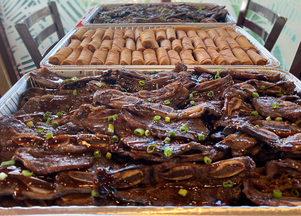 Beef Catering Trays