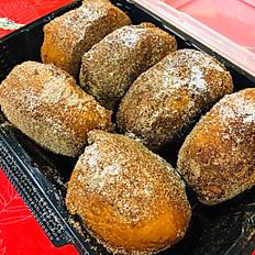Cinnamon Malasadas