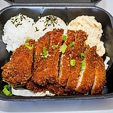 Chicken Katsu Plate