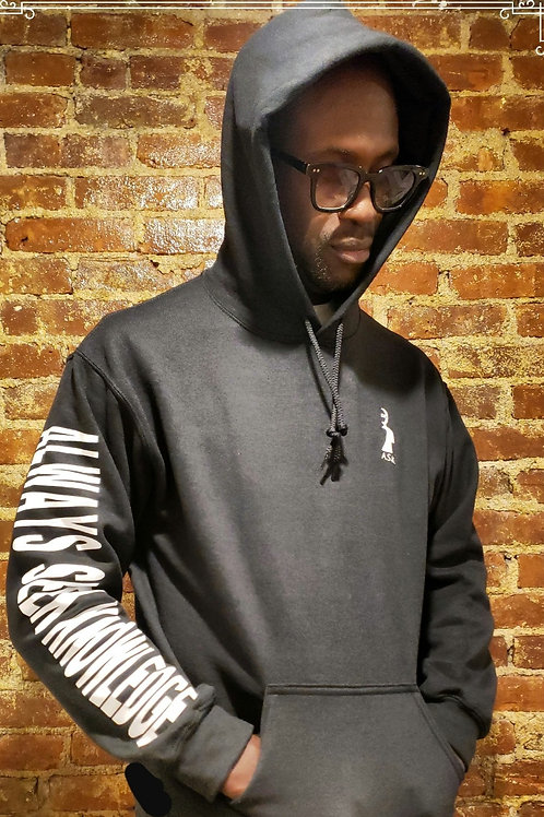 A.S.K. The Hoodie