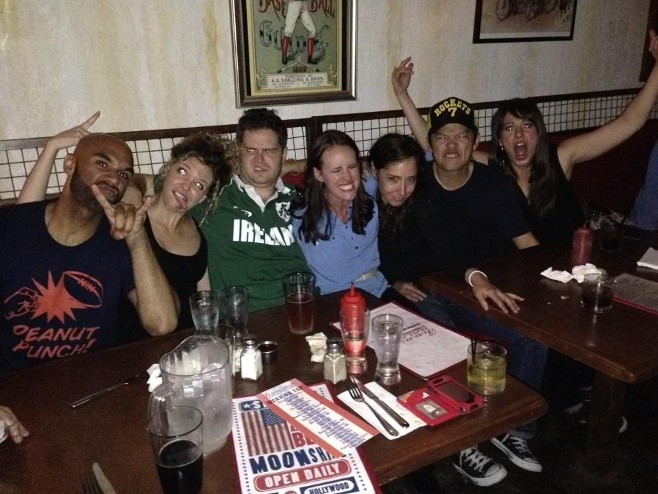 Strait Jacket Society Comedy Troupe