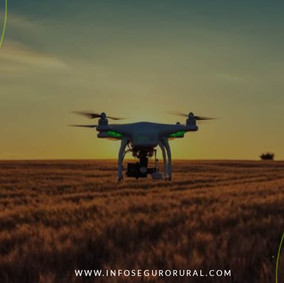Drones: Eficiência e Tecnologia no campo